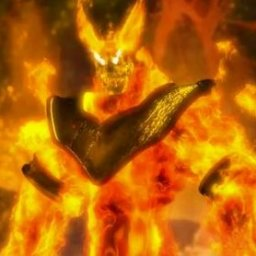fire demon testshot