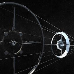 space solarsailor B wip