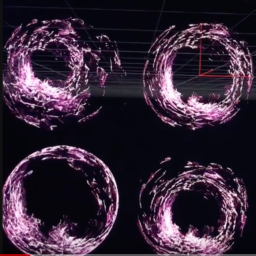 sphere deformer in openCl and Houdini